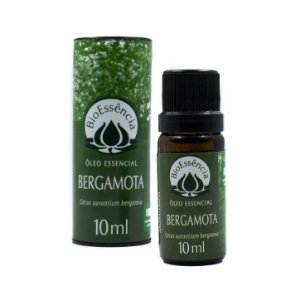 Óleo Essencial Bergamota (Citrus aurantium bergamia)