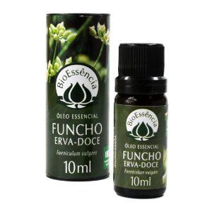 Óleo Essencial Funcho ou Erva Doce (Foeniculum vulgare)