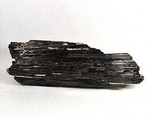 Pedra Turmalina Negra Gigante 1,7kg