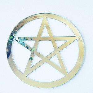 Quadro Pentagrama em Acrílico