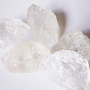 Quartzo Cristal Bruto 60gr