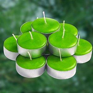 Velas Tea Lights Aura Pinewood