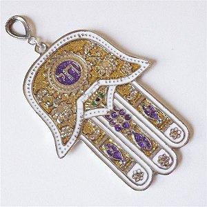 Amuleto Mão Hamsa da Proteção