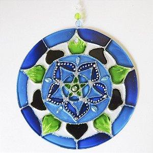 Ativador Energético Mandala Pentagrama