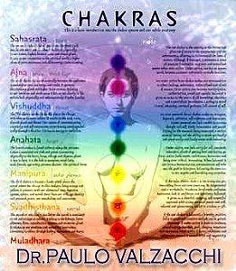 CD Chakras - Conhecimento Científico