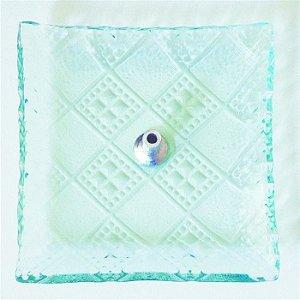 Incensário de Vidro Clean