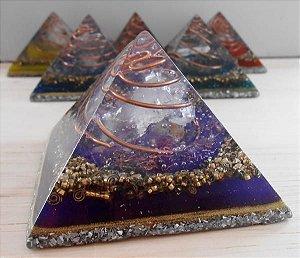 Orgonite Piramide G
