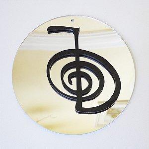 Quadro Espelho Cho-Ku-Rei
