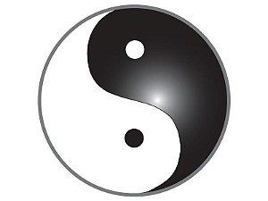 Fundo de tela Mandala Yin Yang