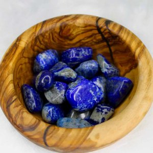 Lápis Lazuli verdadeiro (a pedra azul dos egípcios) 70g