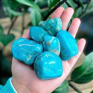 Amazonita Pedra 2021- Qualidade Extra Pc 100g