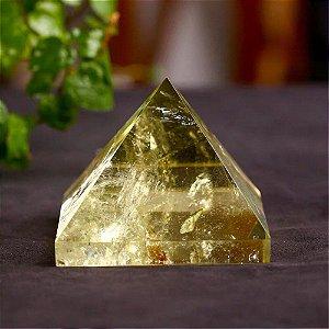 Pirâmide de Citrino Verdadeiro- 200g