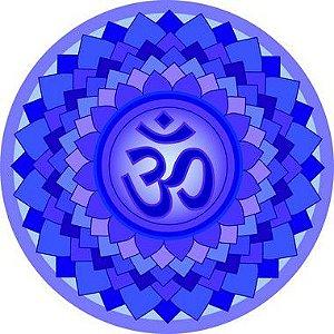 Adesivo Para Parede Mandala Espiritualidade 60cm