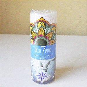 Vela Ritual Paz