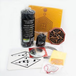 Kit Escudo de Proteção