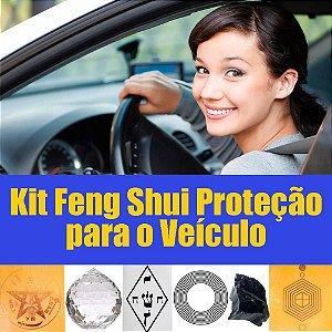 Kit Feng Shui Proteção Para o Veículo