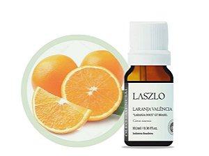 Óleo Essencial Laranja Valencia Laszlo (Doce) 10,1 ml