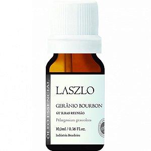 Óleo Essencial Gerânio Bourbon Laszlo 10,1 ml