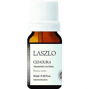Óleo Essencial Cenoura Sementes Laszlo  10,1ml