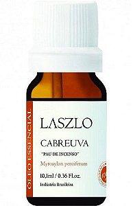 Óleo Essencial Cabreuva (Pau de Incenso) Laszlo 10,1ml