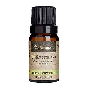 Óleo Essencial Limão Siciliano Via Aroma