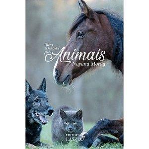 Livro - Oleos Essenciais Para Animais