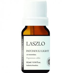 Oleo Essencial Patchouli  GT Indon 10,1 ml Laszlo