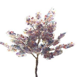 Árvore da Abundância Colorida 13cm