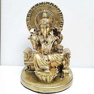Estátua de Ganesha da Abundancia