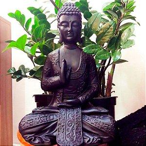 Estátua Buda Decoração Divina