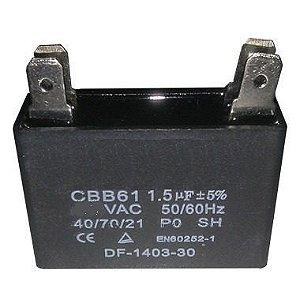 1,5 MFD 400V C/TERM-CAPACITOR 1,5 MFD 400V C/TERMINAL