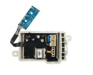 W10585658 - CONTROLE ELETRONICO 127V - LR CWE08AB -