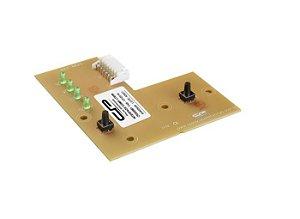 CP 3630991-Placa eletrônica de interface Lavadora Electrolux LTE09 bivolt
