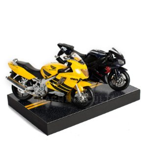 Kit de Miniaturas Moto Esportiva Speed - Box 12