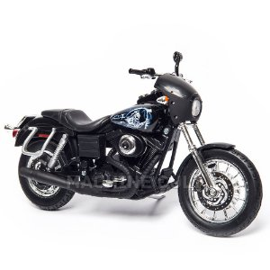 Miniatura Moto Jax Teller SOA - 1:12