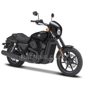 Miniatura Harley-Davidson 2015 Street 750 - Maisto 1:12