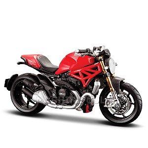 Miniatura Ducati Monster 1200S - Maisto 1:18