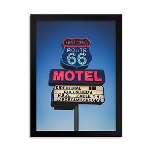 Quadro Historic Route 66 Motel