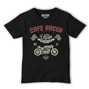 Camiseta Moto Café Racer