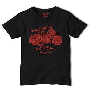 Camiseta Moto Custom