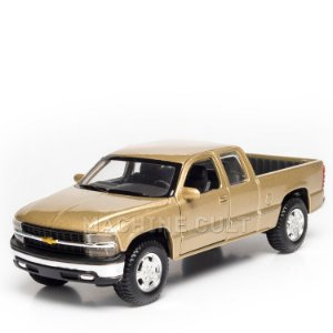 Miniatura Chevrolet Silverado - Maisto 1:27