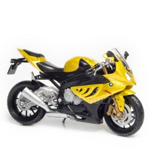 Miniatura BMW S 1000 RR - 1:18 Welly