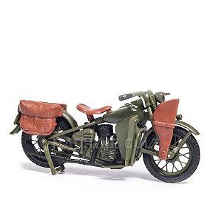 Miniatura Harley-davidson 1942 WLA Flathead - Maisto 1:18