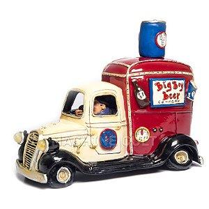 Miniatura Vintage - Caminhão de Cerveja