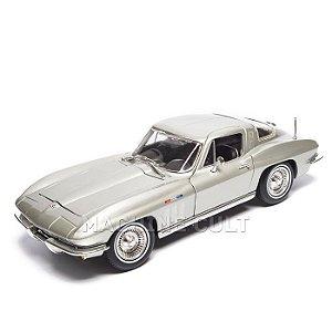 Miniatura 1965 Chevrolet Corvette - Maisto 1:18