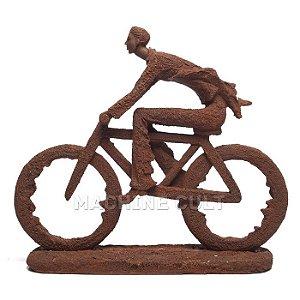Miniatura Bicicleta - Ciclista