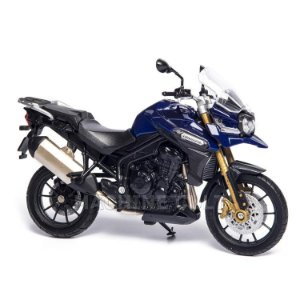 Miniatura Triumph Tiger Explorer - 1:18 Welly