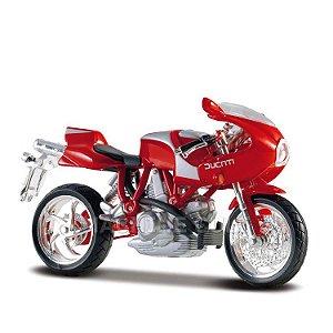 Miniatura Ducati MH900E - Burago 1:18
