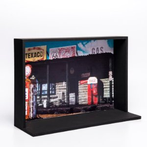 Expositor de Miniaturas 20x30cm - MD6
