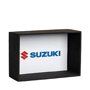 Expositor Miniatura Moto Suzuki - escala 1:18